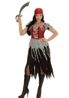 Pirate Girl Costume (00064)